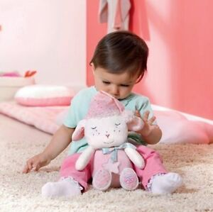 Zapf-Creation-My-First-Baby-Annabell-Sleeping-Lamb-Bedtime-Sings-Lullaby