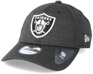 New Era 39 Thirty NFL Cap Shadow Tech Visor New ENGLANG Patriots Oakland Raiders