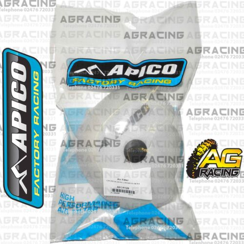 Apico Dual Stage Pro Air Filter For Honda CRF 450X 2011 11 Motocross Enduro New