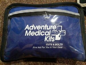 adventure medical first aid kit survival first response emergency self aid