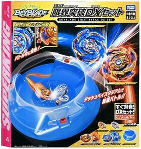 Beyblade Burst Superking Limit Break DX set W//Box B-174 NEW TAKARA TOMY from JPN