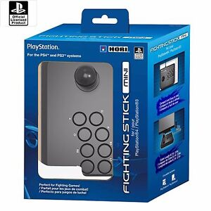 HORI-FIGHTING-STICK-ARCADE-PLAYSTATION-CONTROLLER-Ps3-Ps4-VIDEO-GAME-MINI-4