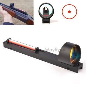 Holographic-Red-Dot-Scope-Sight-Red-Fiber-Reflex-Sight-Fit-Shotgun-Rib-Rail-Hunt
