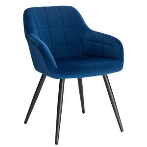 Esszimmerstuhl Küchenstuhl Polsterstuhl Wohnzimmerstuhl Sessel BH93bl-1