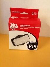 Dirt Devil Vacuum Cleaner Filter Type F19