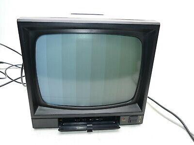 """Regno Dei Cieli Electronics 12/13"""" Nero/bianco Video Monitor Studio Bnc Top I900- Forte Resistenza Al Calore E All'Usura Dura"""