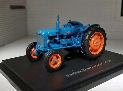 TR143G Tracteur 1//43 universal Hobbies FORDSON power major 1958