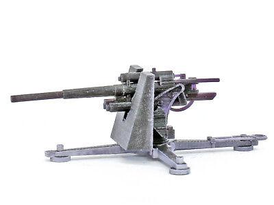 unlackiert Modellbahn Union N-M00202 Flak 88 auf Fahrgestell Wehrmacht NEU
