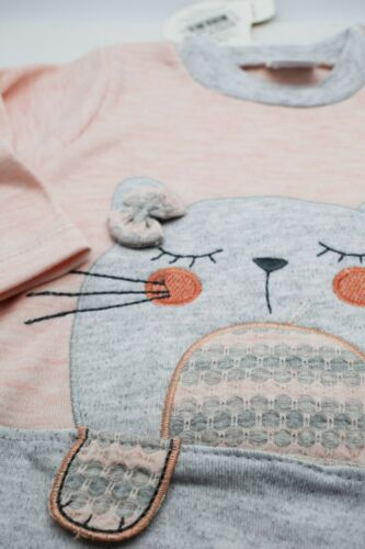 Kids Baby Tracksuit Girl Boy Sports T-shirt Pants Set Toddler Outfit Warm Fleece