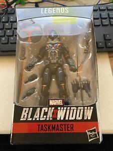 Black-Widow-Marvel-Legends-6-Inch-Taskmaster-Action-Figure-New-In-Stock