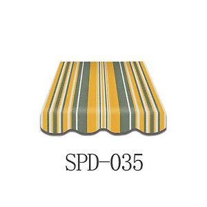 Markisenstoff-Markisenbespannung-Ersatzstoff-PLUS-Volant-3-x-2-5-m-NEU-SPD035
