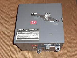 GENERAL ELECTRIC GE FVK FVK422R 60 AMP 240V FUSIBLE BUS PLUG STYLE