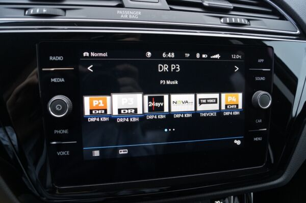 VW Touran 1,5 TSi 150 Highline DSG 7prs billede 8
