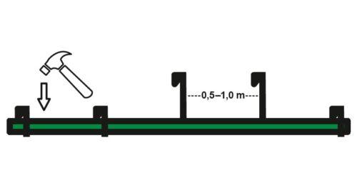 limitation Fil Câble ø2 RC RS Limitation de fil de câble 50 m Robomow RX 7 mm