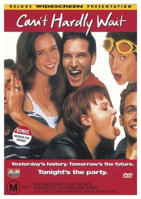 Can't Hardly Wait : LIKE NEW DVD : RARE