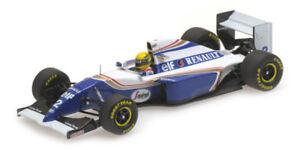 Williams-Renault-FW16-Ayrton-Senna-San-Marino-GP-1994-F1-Formula-1-1-43-Model