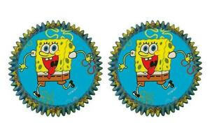 SpongeBob Schwammkopf flacher Teller  Geschenkidee NEU 1 teilig
