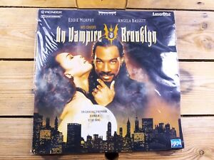 Un-vampire-a-brooklyn-LASERDISC-LD-PAL-Eddy-Murphy-Angela-Bassett-1995