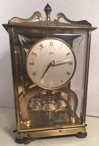 Vintage Schatz 400 Day Anniversary Clock