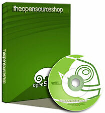 openSUSE Leap 42.1 Live Linux Bootable Startup DVD +Free Random Retro Linux CD