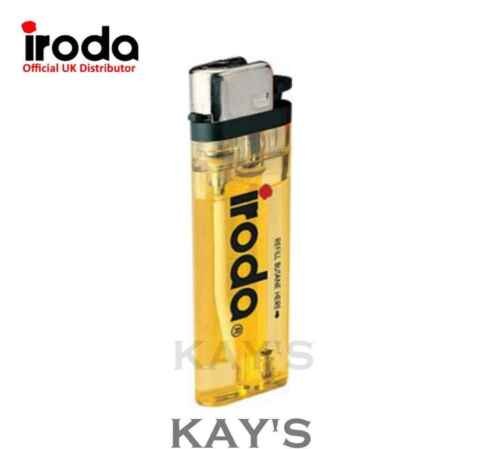 PRO IRODA RC-30 REFILLABLE FUEL CELL FOR MICROJET /& MICROTHERM TORCHES PACK OF 2