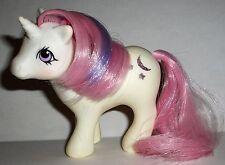 Vintage My Little Pony MLP Baby Ponies Baby Moondancer Unicorn