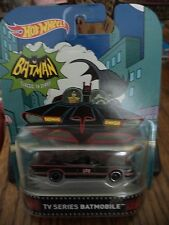 HOT WHEELS RETRO BATMAN CLASSIC TV SERIES BATMOBILE DJF46 *NEW*