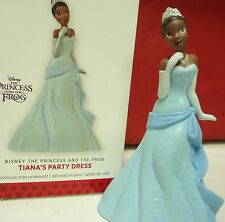 HALLMARK 2013 Tiana's Party Dress Disney the Princess and the Frog New in Box
