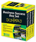 Business Success Box Set For Dummies by Colin Barrow (Paperback, 2009)