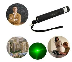 10000m Green Laser Pointer Pen Lazer Visible Beam Light High Power 532nm