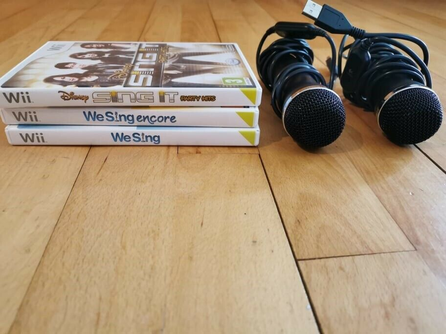 Wii spil, Wii
