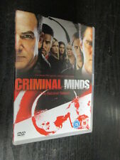 ***Criminal Minds - Season 2 [DVD] REGION 2*** FREE P&P