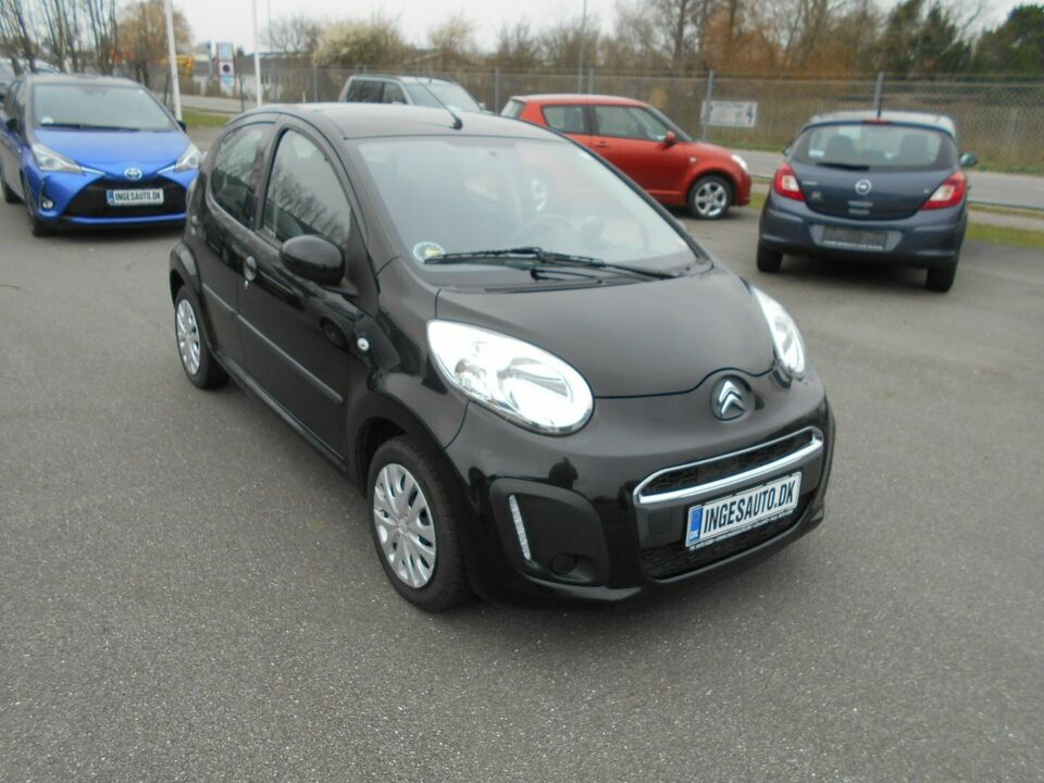 Citroën C1 1,0i Seduction Clim Benzin modelår 2013 km 55000