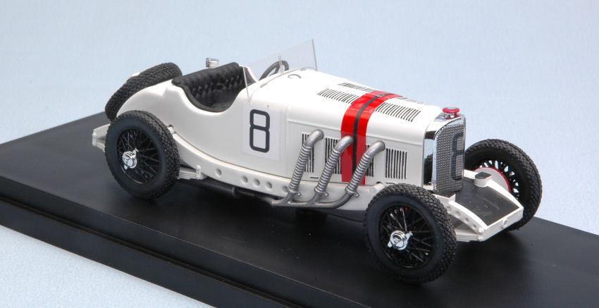 Mercedes SSKL  8 Winner Nurburgring 1931 German GP R. Caracciola 1 43 Model RIO