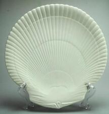 Antique Wedgwood Etruria & Barlaston Nautilus Sea Shell Shape Dinner Plate VA65