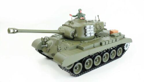 1:16 RC Tank Pershing m26 Fumée /& Sound