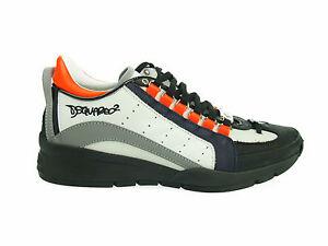 DSQUARED² SNEAKERS 551 Men/'S UOMO Shoes Herrenschuhe Scarpe  100/%AUT