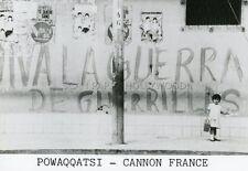GODFREY REGGIO PHILIP GLASS POWAQQATSI 1988 VINTAGE PHOTO #2