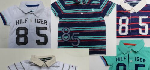 Baby Boys polo t shirt designer age 3 6 9 12 18 24 months 2 3 4 5 years NEW