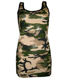 NEW-ARMY-CAMOUFLAGE-CAMO-LONG-VEST-TANK-TOP-FANCY-DRESS-COSTUME-SIZE-8-22