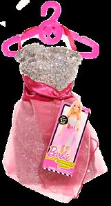 28 inch barbie dress plus hanger plus dress