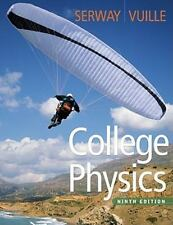 College Physics by Raymond A. Serway, Chris Vuille 9TH EDITION
