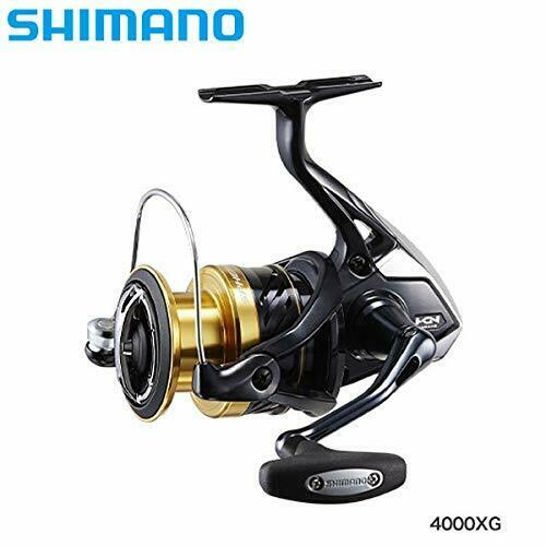 Spinning Reel 19 Spheros SW 4000HG Shimano From Stylish anglers Japan