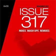 Mastermix Issue 317 Twin DJ CD Set Mixes ft David Bowie Megamix 1972 - 1977 Mix