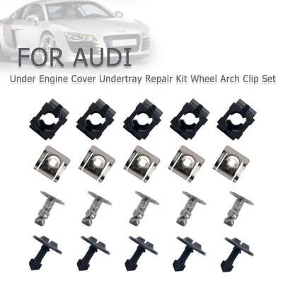 4 A, c4 5 x moteur protection vis sous protection audi a6 avant 8d0805121