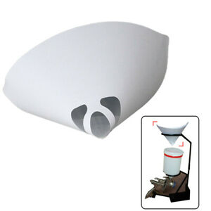 Details about 50x Nylon Conical Paper 100 Mesh Paint Strainers Filter  Purifying Cup Disposable