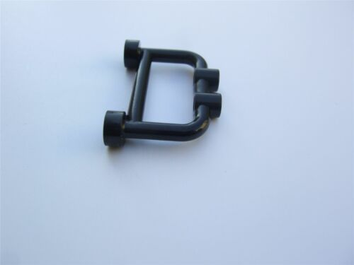 Porte stoßgriff poli-Mat-au milieu pointillés avec geaden poteaux