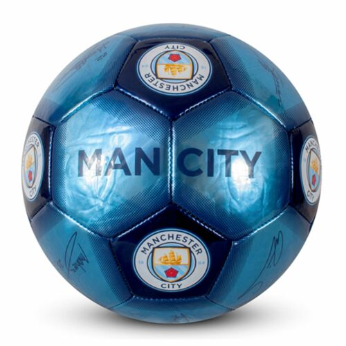 Manchester City Signature Football-Taille 5 NEUF