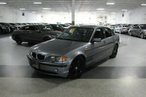 2005 BMW 3 Series 325i I LEATHER I SUNROOF I HEATED SEATS I CRUISE I AS IS