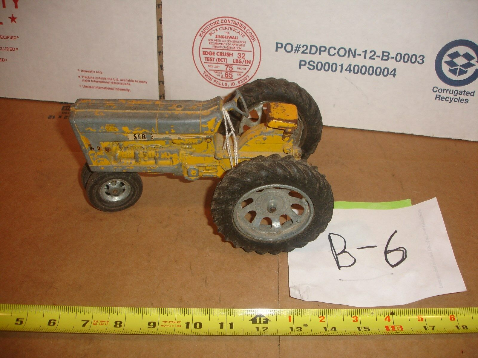 1 16 Tru Scale toy tractor tractor tractor 2b5e91